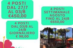 b2422985ab5a Camping Village Riva dei Tarquini. offerta estate tende