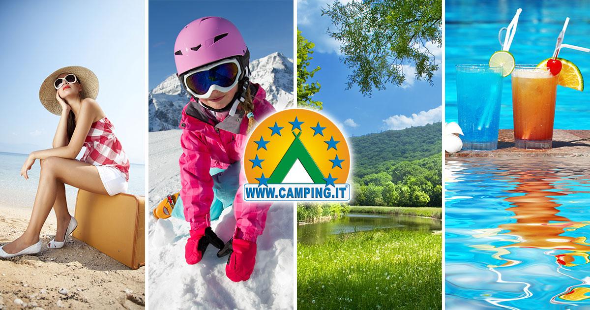 Campingplätze Italien - Campingplatz Italien