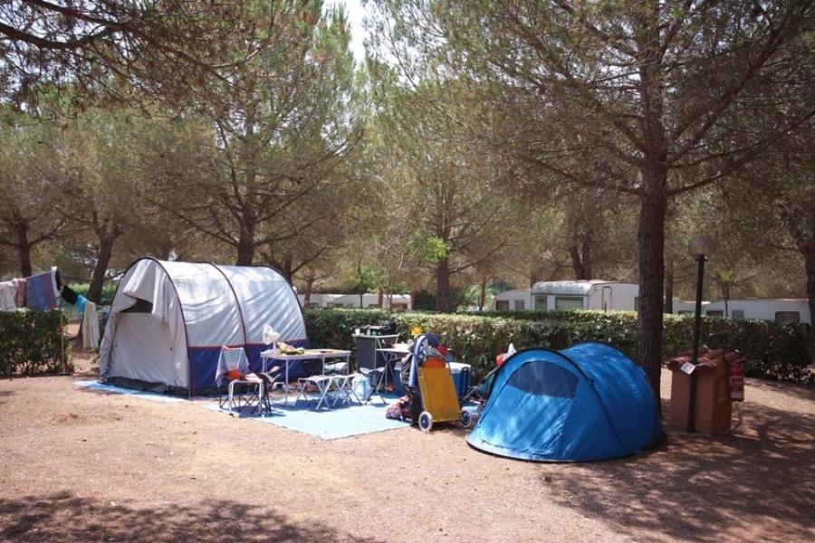 Campingplatz Casa Dei Prati Itali 235