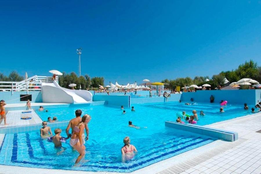 Video Camping Villaggio Turistico Isamar Venento