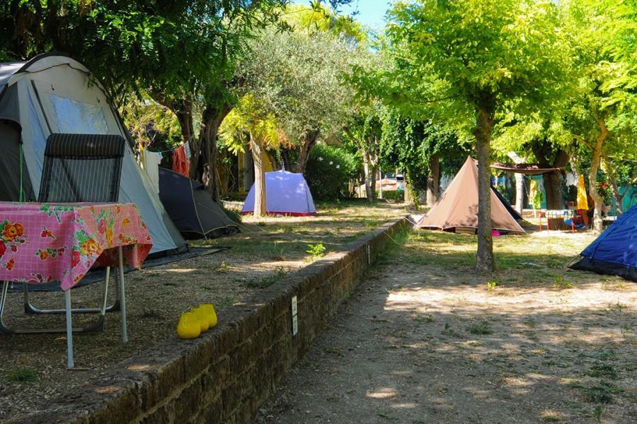 Camping village green garden marche for Campeggio green garden