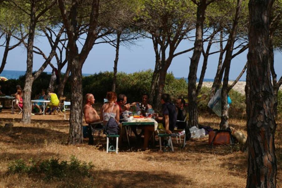 Camping village sa marina sardegna for Camping budoni