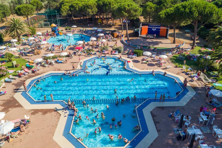 Camping village argentario toscana - Camping in toscana sul mare con piscina ...