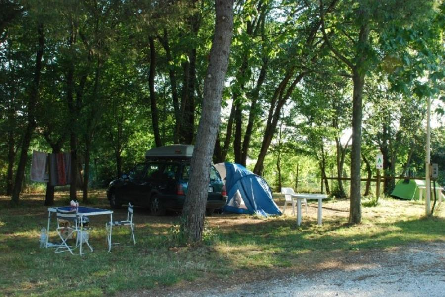 Camping villaggio torre pendente toscana - Camping bagno privato ...