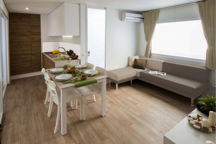 Camping e bungalow piani di clodia veneto for Piani di bungalow classici