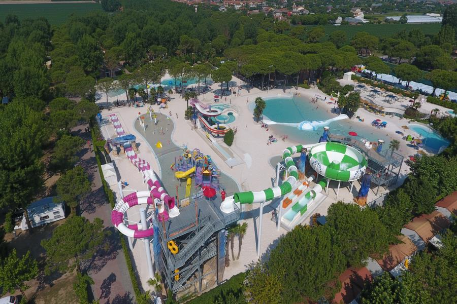 Video Union Lido Camping Glamping Lodging Hotel Cavallino Treporti